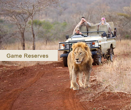 game reserves